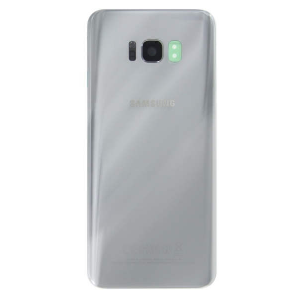 Samsung Original Batterycover S8 Plus GH82-14015B Silver