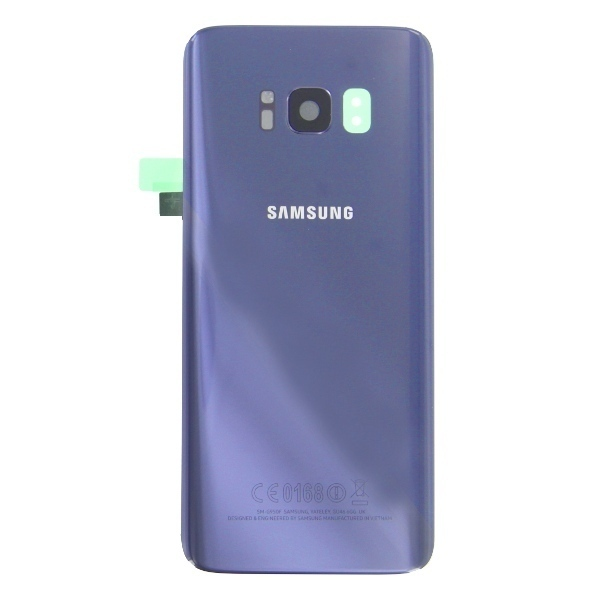 Samsung Original Batterycover S8 GH82-13962C Purple-Orchid Grey